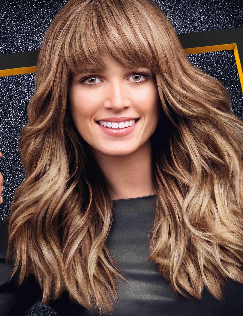 Couleur Cheveux Noisette Caramel