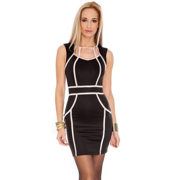 robe droite j 39 aime cette coupe classique. Black Bedroom Furniture Sets. Home Design Ideas