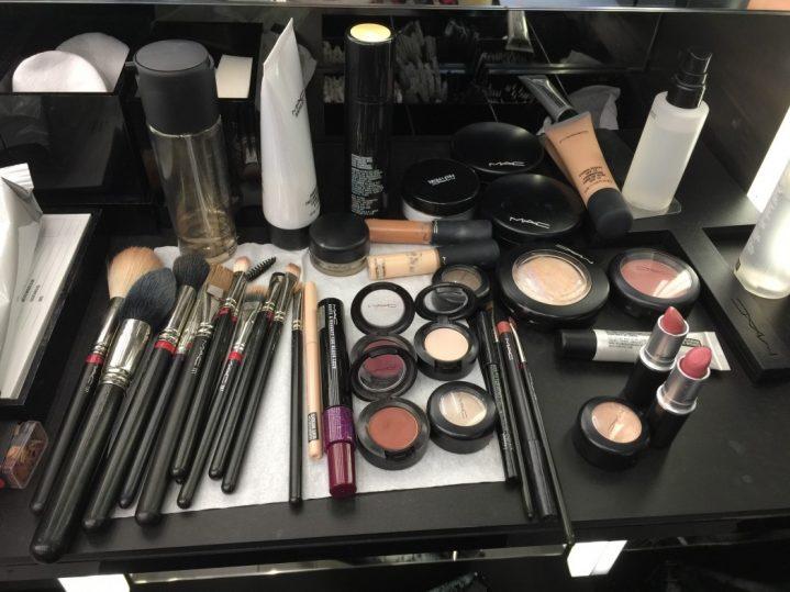 maquillage mac je teste les derniers cosm tiques. Black Bedroom Furniture Sets. Home Design Ideas