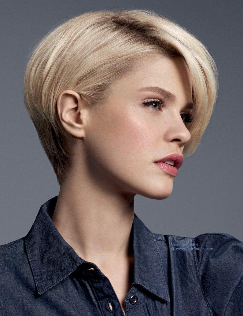 Quelques modèles de coiffure courte et mi-long sont disponible rien que pour vous ici. Découvrez